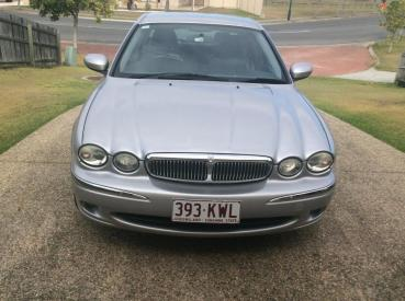 2004 Jaguar X-Type Auto