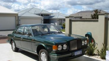 1986 Bentley Turbo R Auto
