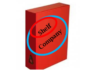 Shelf Company Services
