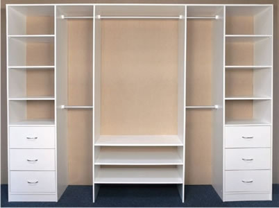 Wardrobe Supply & Installation