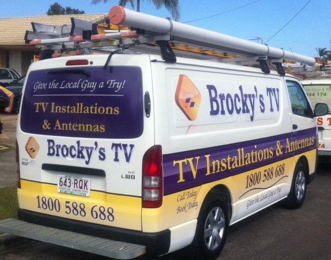 Brocky's TV