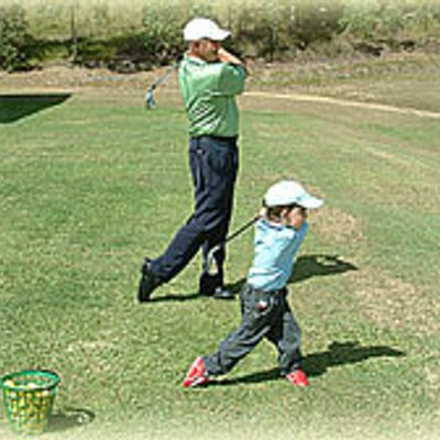 Confident Golf
