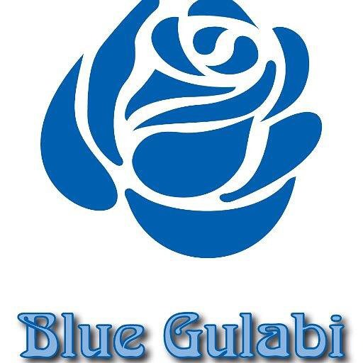 Blue Gulabi