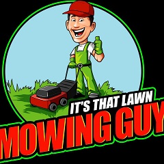It's That Lawn Mowing Guy