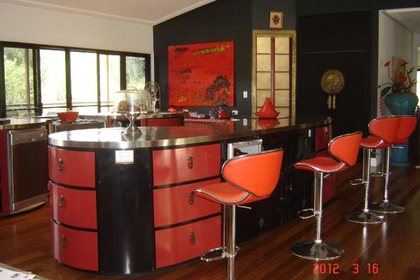 Kitchen airea